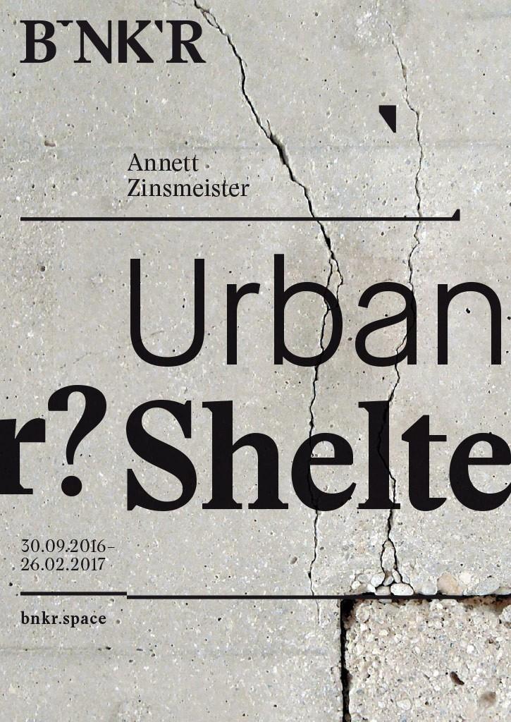 """Annett Zinsmeister - """"Urban Shelter?"""""""